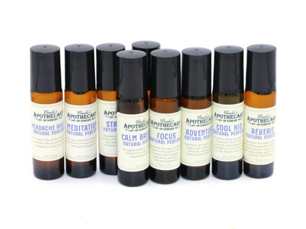 Aromatic Perfume Oils