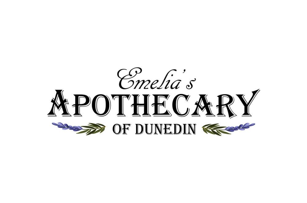 emelias apothecary logo